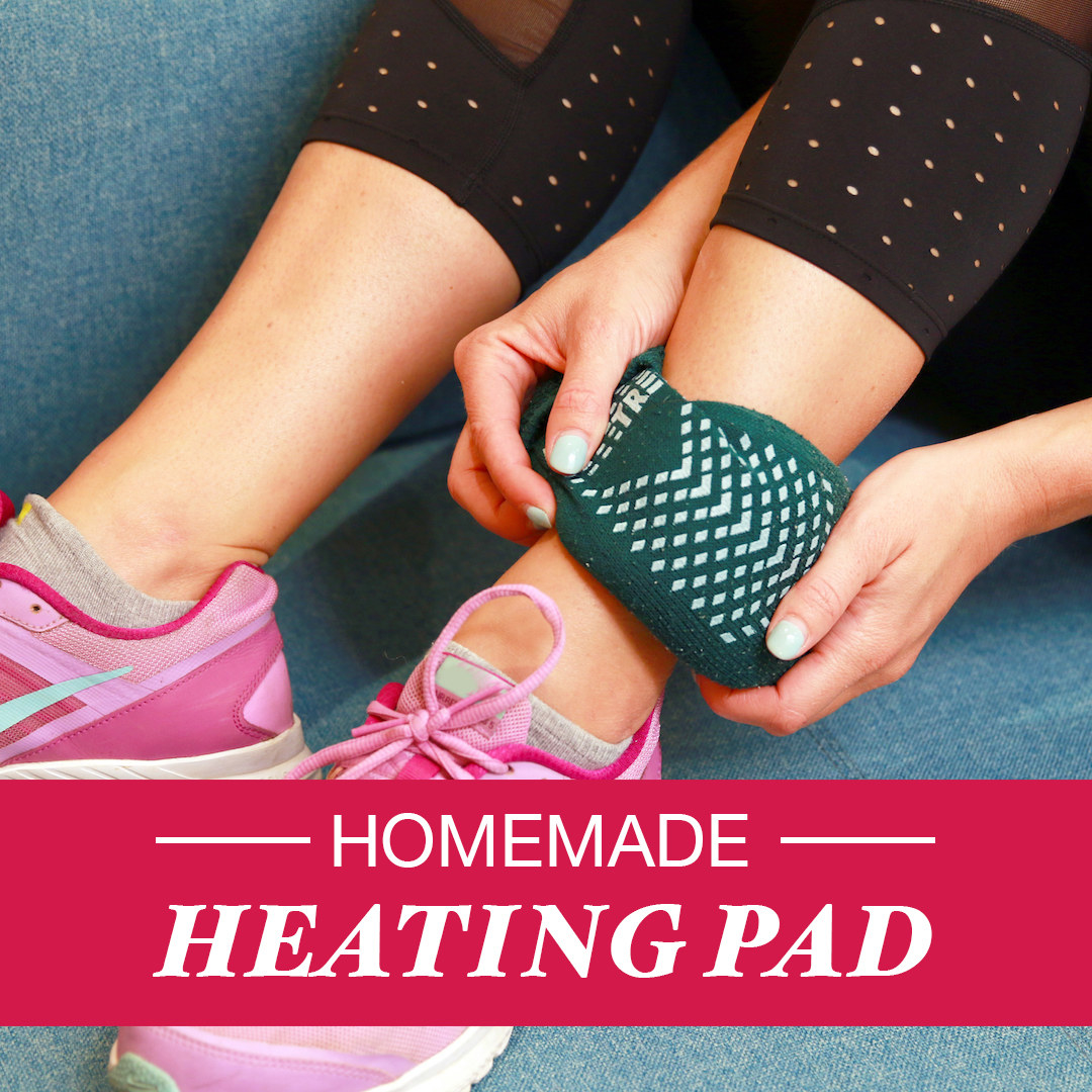 Homemade Heating Pad Filling