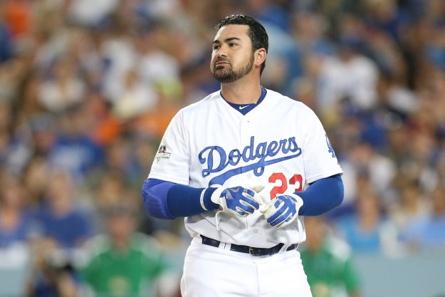 Adrian Gonzalez, first baseman for the LA Dodgers, refused to stay at the Trump International Hotel and Tower in Chicago when the team faced off against the Cubs back in May.