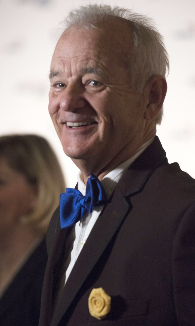 And this is Bill Murray.