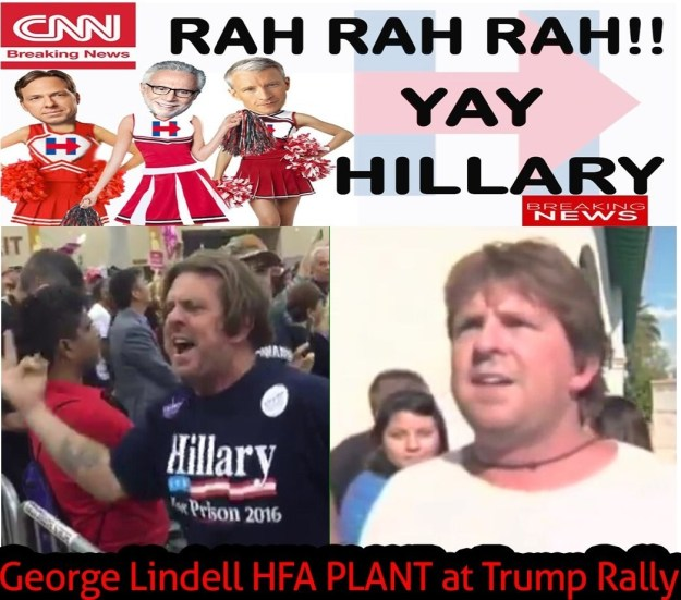 Given Lindell's previous 15 minutes of fame, a new conspiracy claimed he was paid off by the Clinton campaign to make Trump look bad.