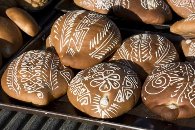 Día de Muertos bread is where. it's. at.