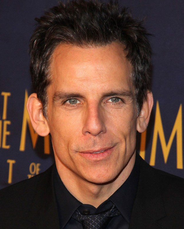 On Tuesday, Ben Stiller spoke publicly for the first time about being diagnosed with prostate cancer in 2014.