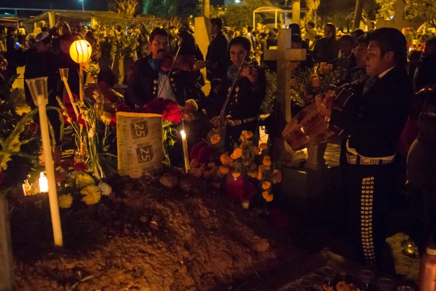 There's more than one way to celebrate Día de Muertos.