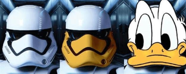 Was du beim gucken des nächsten Star Wars-Films nicht mehr aus dem Kopf bekommen wirst: