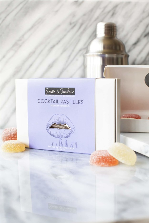 Cocktail Pastilles, £9.99.