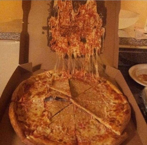 It's this pizza: