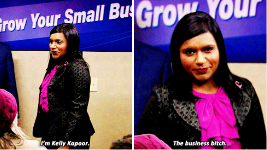 When Kelly was the ultimate #BOSS: