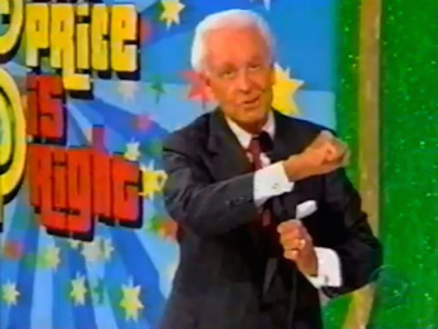 And there was especially nothing better than watching The Price Is Right all day long...
