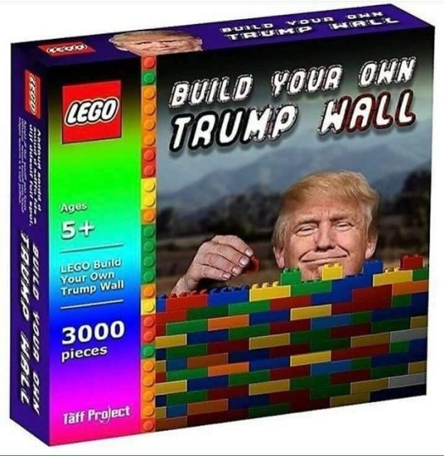 This meme suggests how to practice for the wall in a fun and educational way.