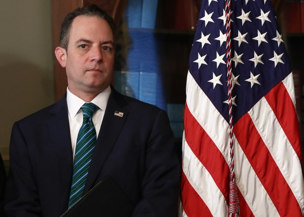 Priebus says immigration order will — and won't — affect green card holders