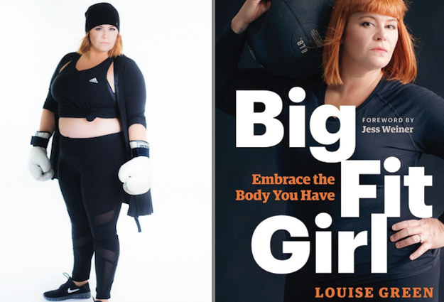 Plus-size athlete and trainer Louise Green wants to empower other plus-size women to work out — not necessarily to lose weight, but because exercise is great for your health and makes you feel like a badass.