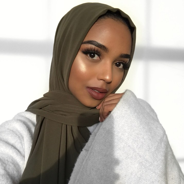 Hijab Styles For Different Face Shapes