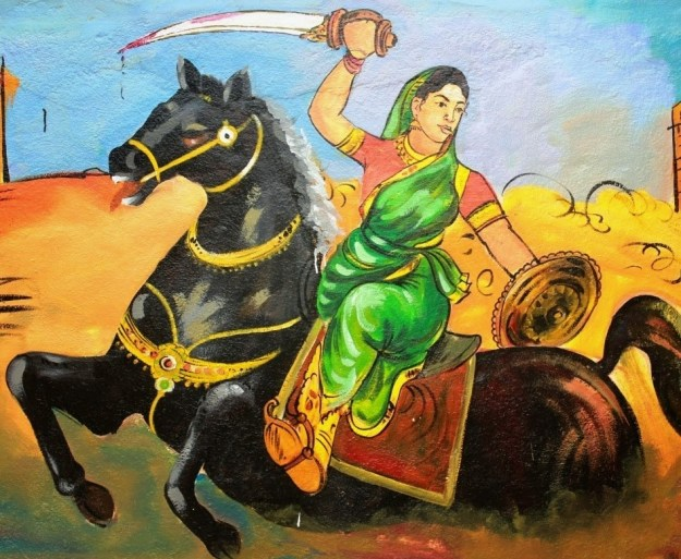Kittur Chennamma — led an armed rebellion against the East India Company.