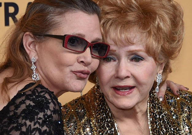 It's been a little over three months since the world said goodbye to Carrie Fisher and Debbie Reynolds.