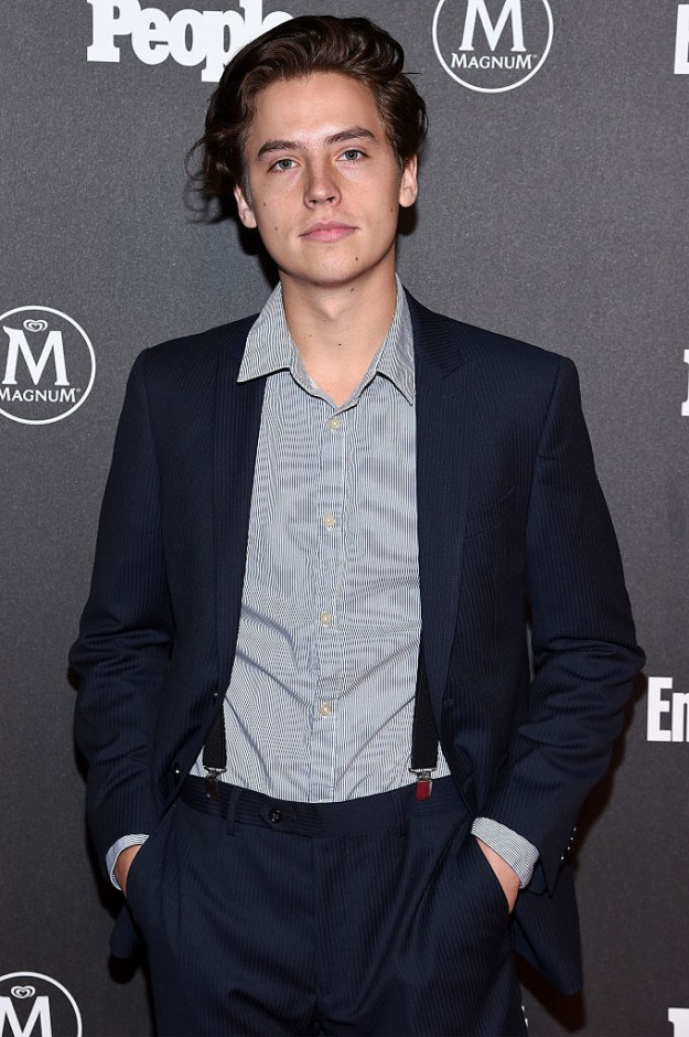 This, my friends, is Cole Sprouse. Currently, you can catch him on The CW's Riverdale playing the Archie Comics character, Jughead Jones.