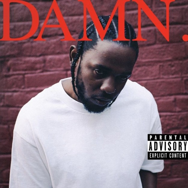 In case you're unaware, Kendrick Lamar released an album today called, DAMN.