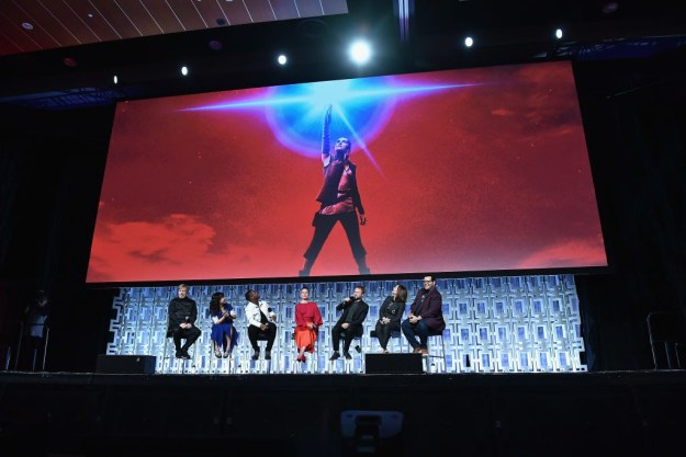 At a Star Wars 40th Anniversary Celebration panel in Orlando on Friday, we were gifted our first trailer and the poster for Star Wars: The Last Jedi.