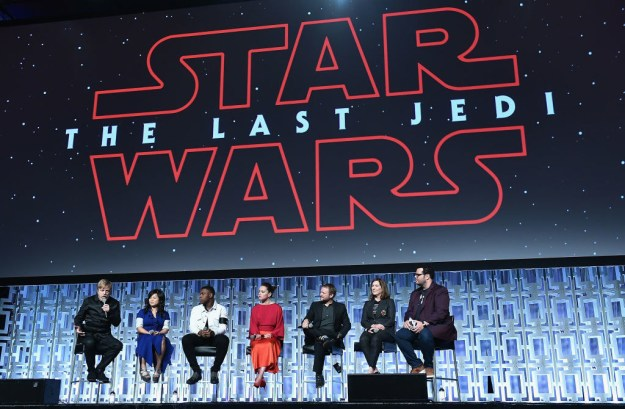 But the panel, hosted by frequent Daisy Ridley inquisitor Josh Gad, was full of so many more fun details. Here's everything we learned: