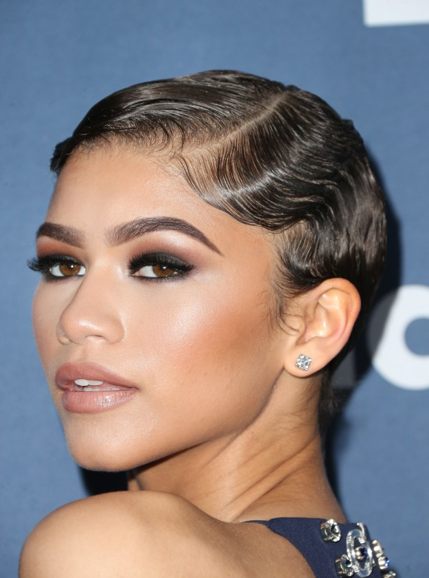 I've said it before and I'll say it again, when it comes to hair Zendaya can do no wrong!