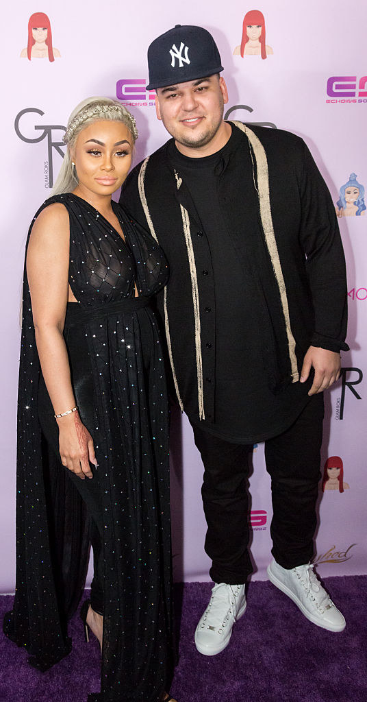 ICYMI: Rob Kardashian and Blac Chyna have been in an up-and-down, in-and-out, all-directions-everywhere relationship for the past year and change.