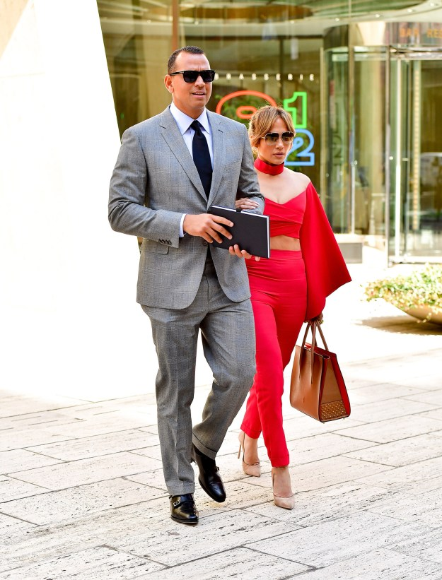 "Maybe you've heard about the latest celebrity couple to exist, J-Rod. (That's a combination of Jennifer Lopez and Alex Rodriguez, in case you didn't get it. It's okay if you didn't. It's a little trickier than, say, ""Bennifer."")"