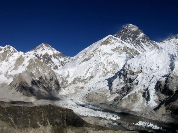 And, hey, Mount Everest is pretty neat-o!