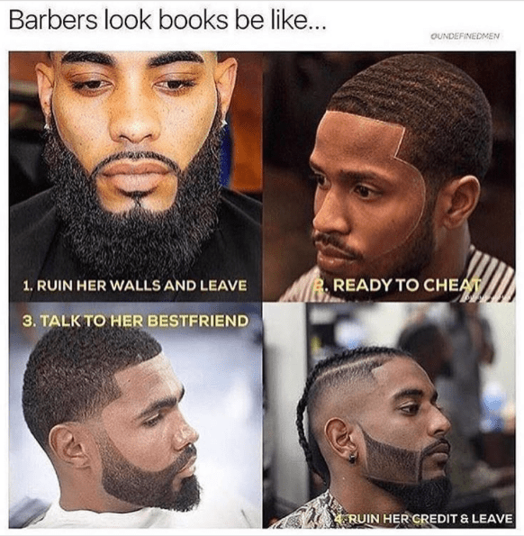 24 Memes That Are Way Too Real For Every Barber