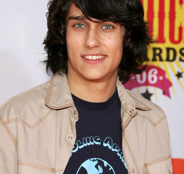 Remember Teddy Geiger? You know, the 2006 heartthrob with eyes you could get lost in?