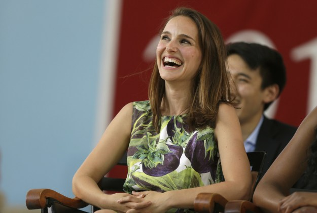 Natalie Portman was studying for her bachelor's degree at Harvard while filming Star Wars. – gracecrxmb