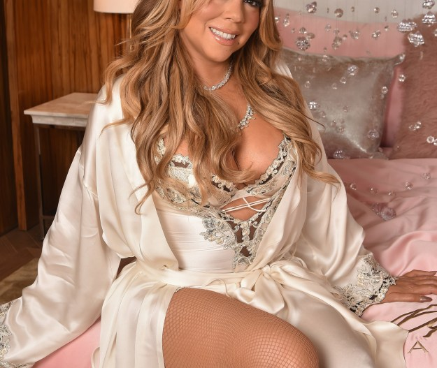 Besides hitting those insanely high notes, Mariah Carey is known for two things: being a diva and throwing shade.