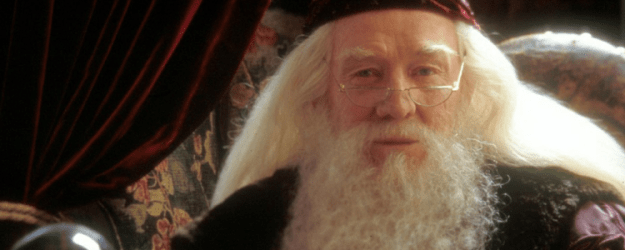 If you're a fan of Harry Potter, you know that in the first two movies, the character of Albus Dumbledore was played perfectly by Richard Harris.