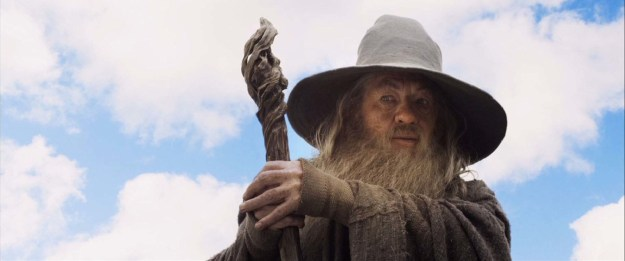 And ever since, fans have speculated over who ~should~ have played Dumbledore after Harris' death. One incredibly popular suggestion is Sir Ian McKellen.