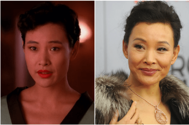 Joan Chen (Jocelyn Packard)
