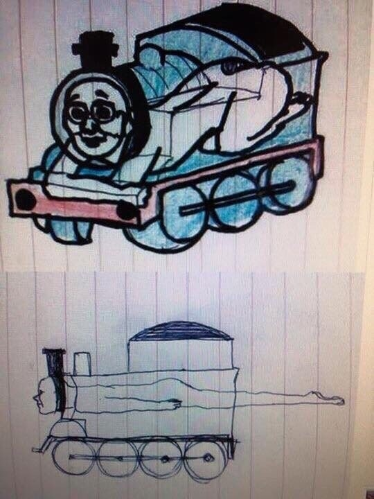 What Thomas REALLY is: