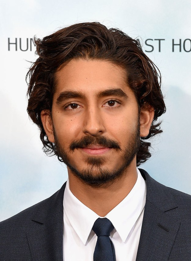 You know, Dev Patel. He's the super talented actor who also happens to be extremely good-looking AND has a heart of gold.