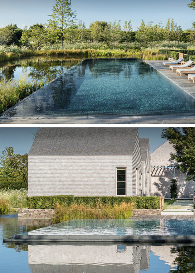 See more photos of this gorgeous Hamptons home done by Steven Harris Architects.