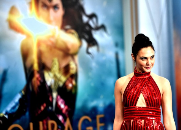 Hey, folks. This here is actress Gal Gadot. Perhaps you recognize her as the star and title character of the new Wonder Woman movie.