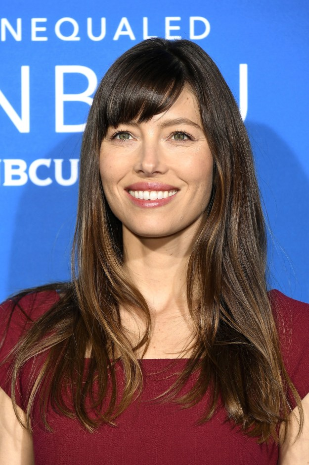 This is Jessica Biel: Actress. Mom. Justin Timber-Wife.
