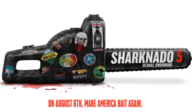 Today, Syfy announced the title and release date of the next film in the Sharknado franchise.