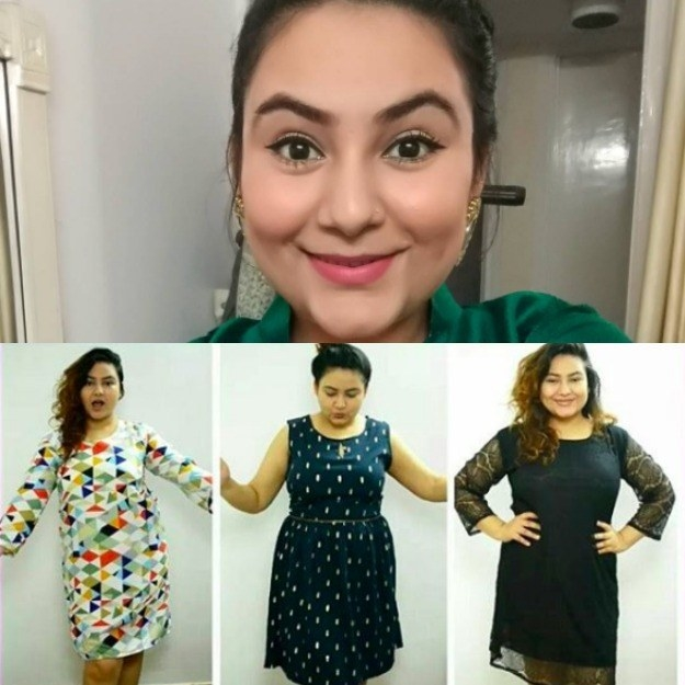 Komal has been ruling YouTube as Delhifashionblogger with her easy-to-follow DIY makeup hacks and beauty tutorials. She also has some fun ideas for shutting down body-shamers.