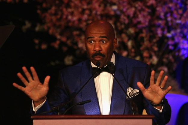 And Steve Harvey is the latest comedian to put his foot in his mouth after a joke gone horribly wrong.