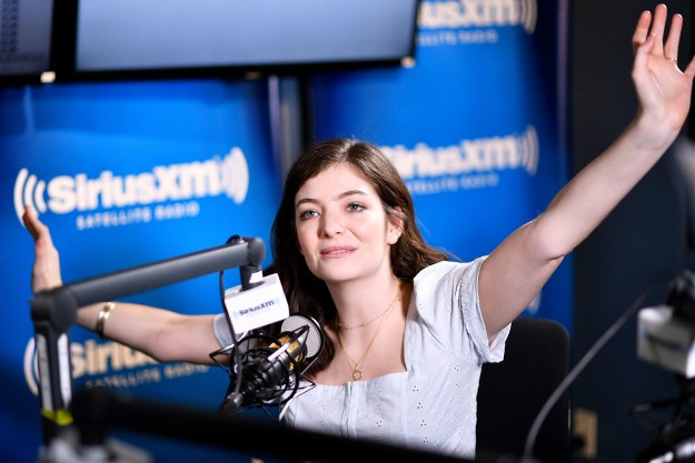 "Luckily, Lorde figured out exactly what she needed to regain her confidence: ""I was able to return to my family and shelter against that and get to where I am now. I feel so comfortable in myself."""