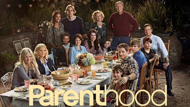 So there's a show called Parenthood, maybe you've heard of it? It stars amazingly talented actors like Lauren Graham, Mae Whitman, and Craig T. Nelson.