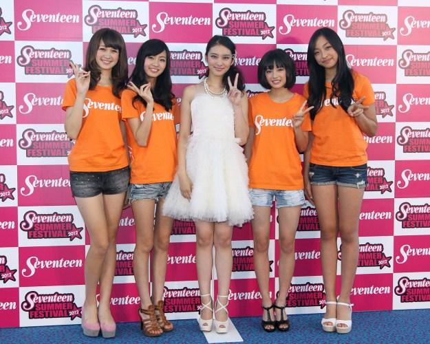 広瀬すずさんがデビューしたのは、2012年8月。雑誌「Seventeen」の専属モデルオーディションでグランプリに輝きました。