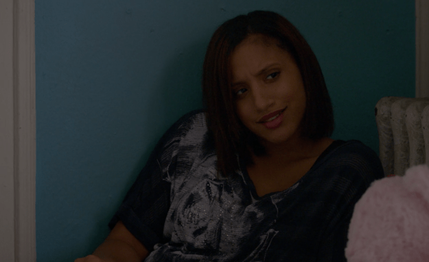 The episode features Daya at 14 years old...