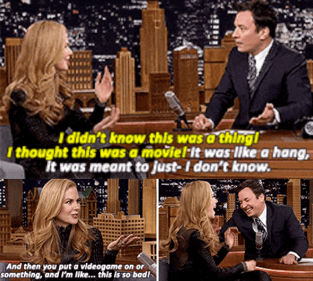 When she iconically called out Jimmy Fallon for screwing up his chances to date her.
