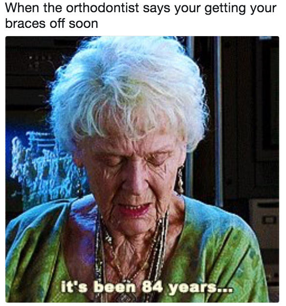23 Pictures That Will Send Chills Down Your Spine If You Had Braces