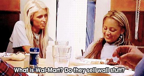 When Paris took Walmart's name just a bit too literally.