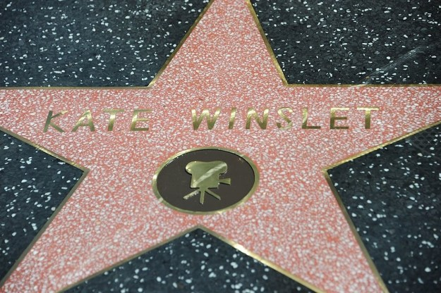 Yesterday, Kirsten found out she was being honored with a star on the Hollywood Walk of Fame! Y'know, one of these things: