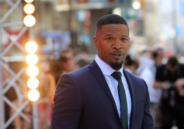 But we may have never been blessed with those songs had it not been for Jamie Foxx.